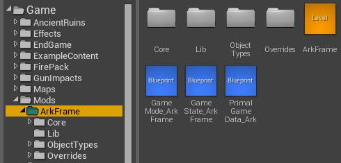 Getting Started — ArkFrame 0 2 4 0 documentation
